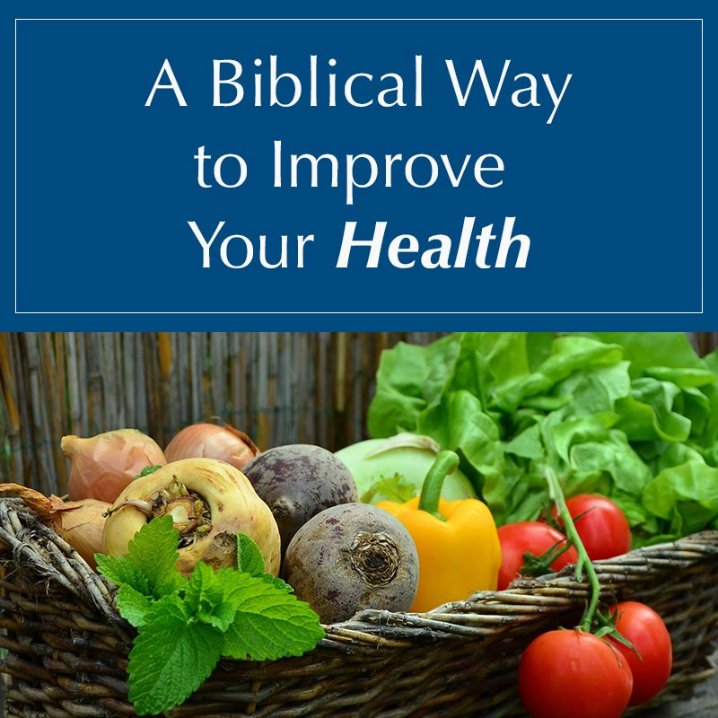 Biblical easy way to improve health image