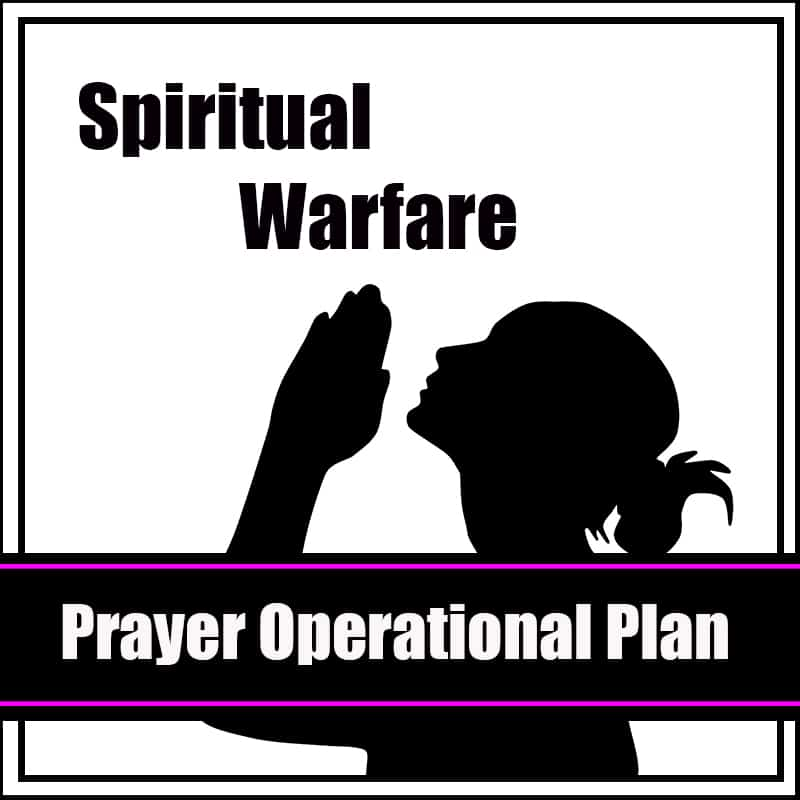 Spiritual Warfare: Battle Plan for Prayer