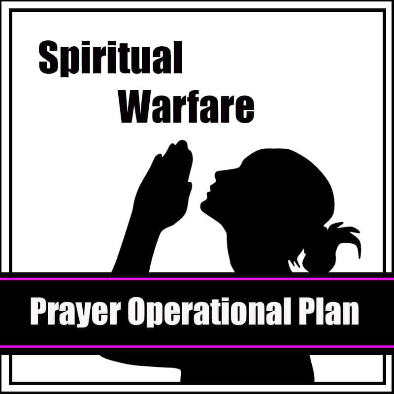 Spiritual Warfare: Battle Plan for Prayer