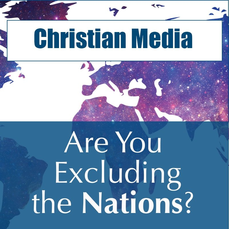 The Lack of Cultural Diversity in Christian Media