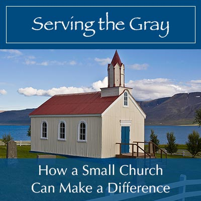 how a small church can make a difference image
