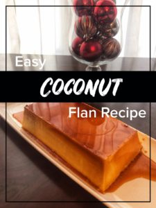 Image of Easy Coconut Flan Recipe