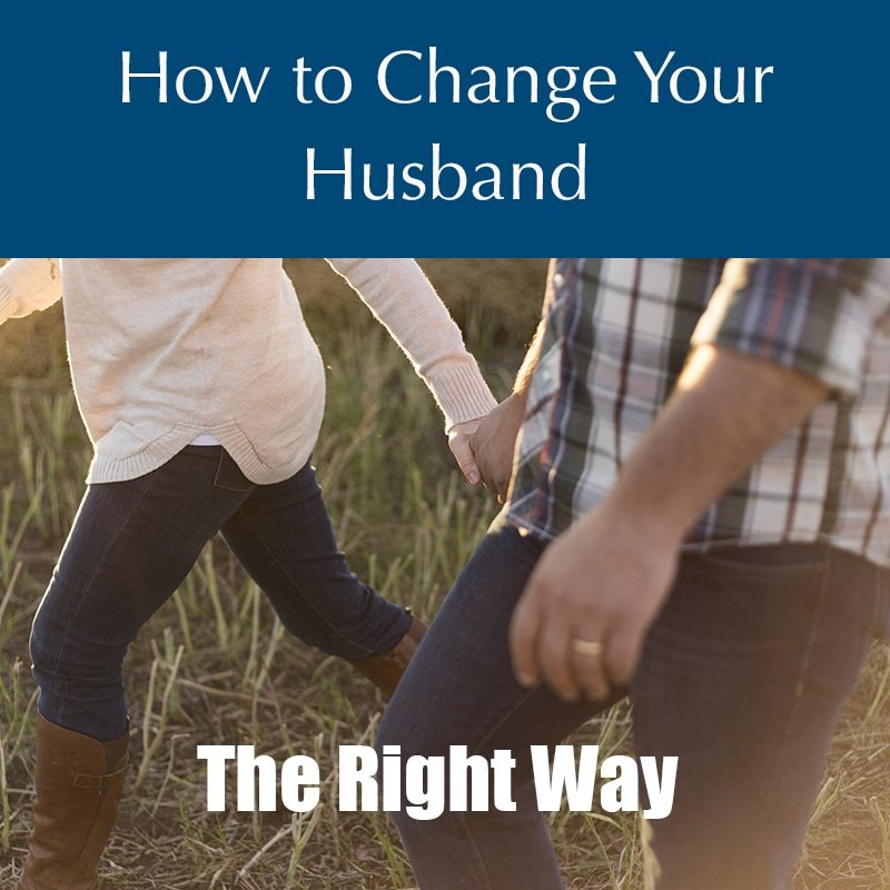 Changing husband image