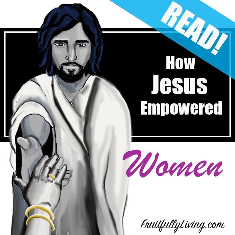 Jesus Empowered Women image