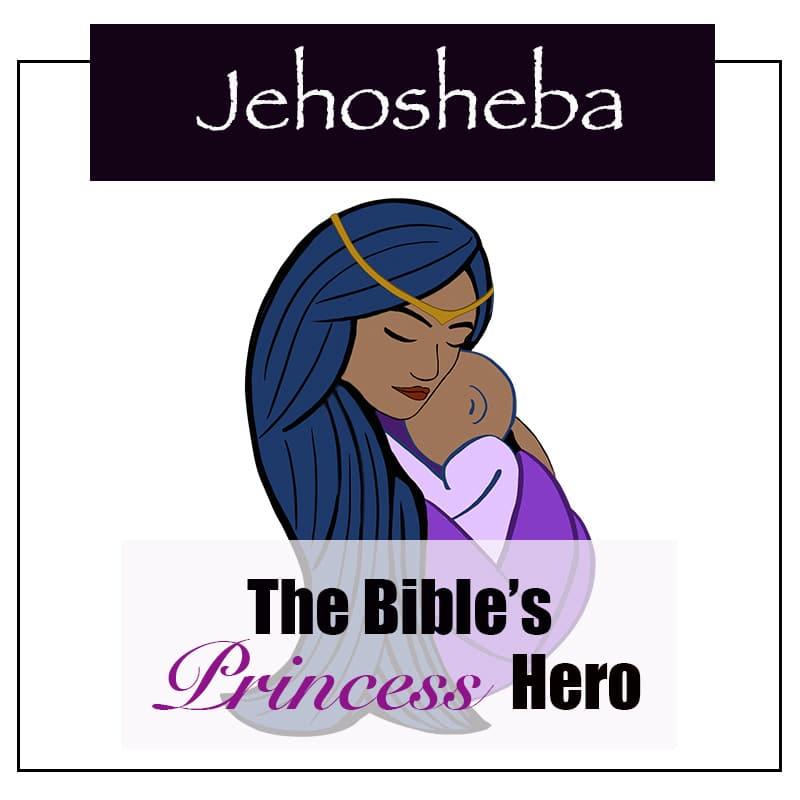 Jehosheba Princess Hero Image