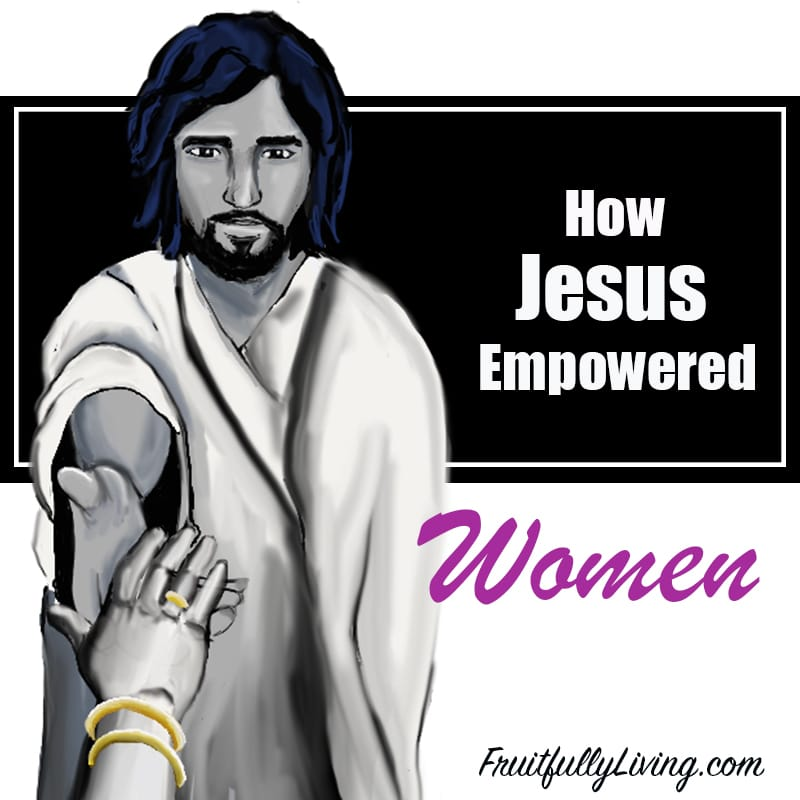 Jesus Empowered Women Image