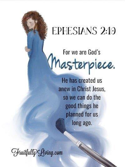 Ephesians 2:10 Masterpiece