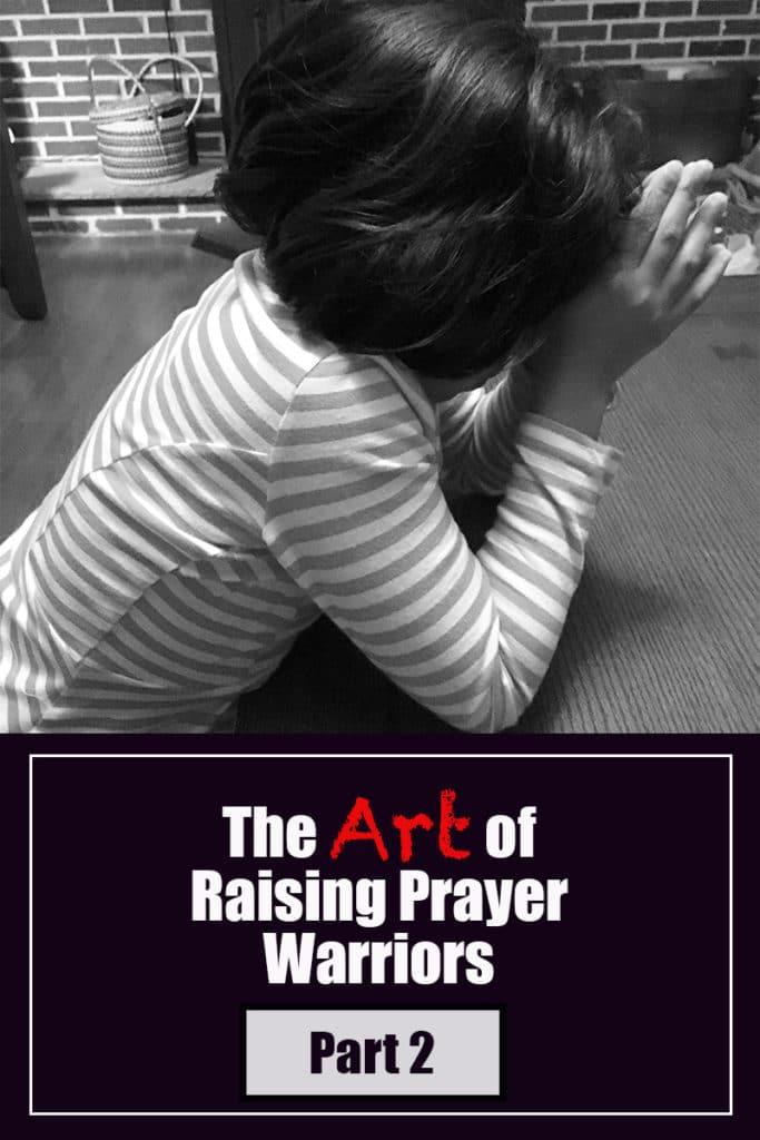 Raising Prayer Warriors Image