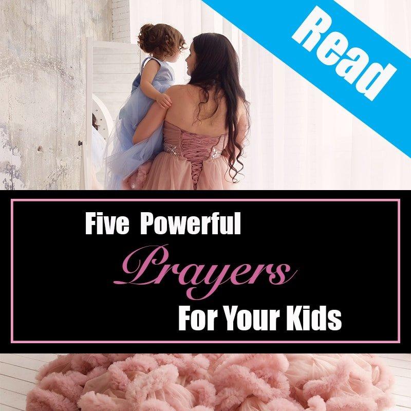 prayers for kids