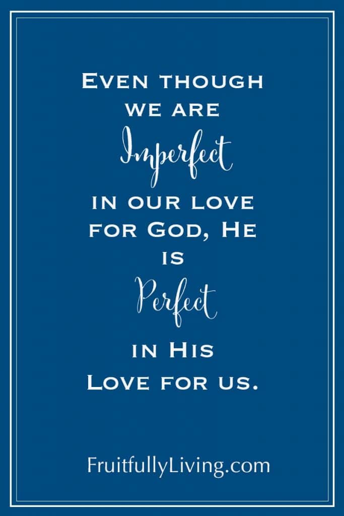 God's Love Inspirational Quote