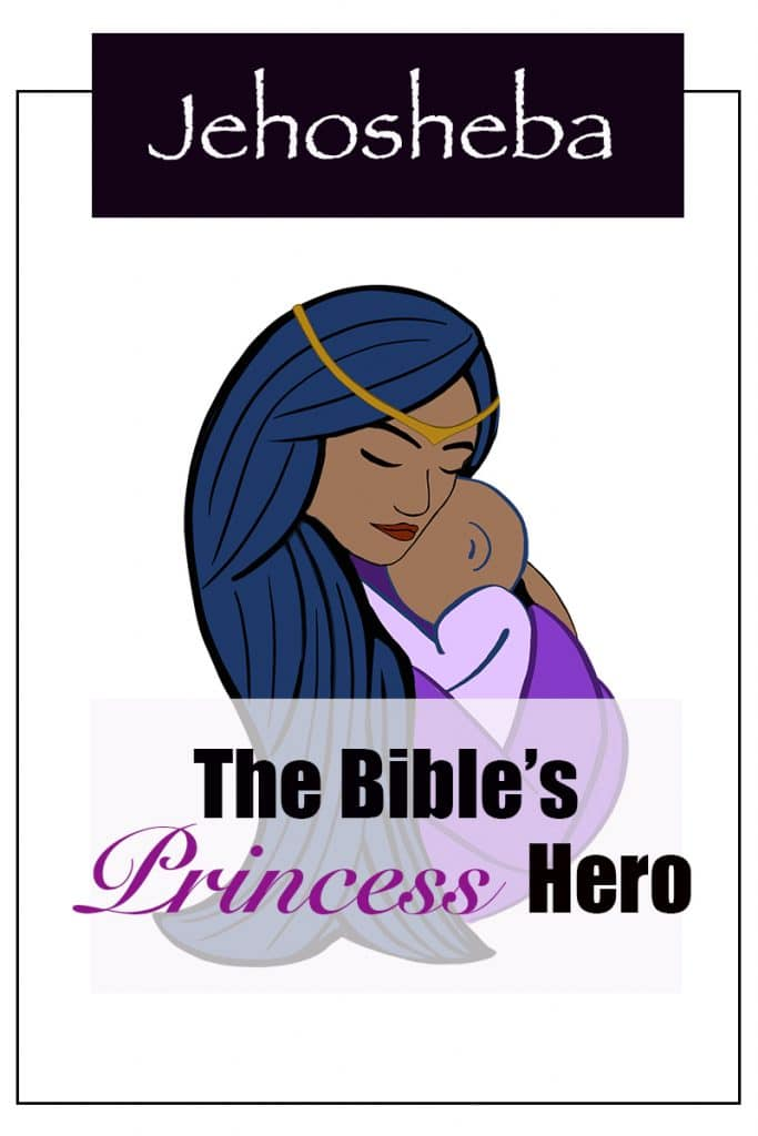 Who was Jehosheba Princess Hero Image