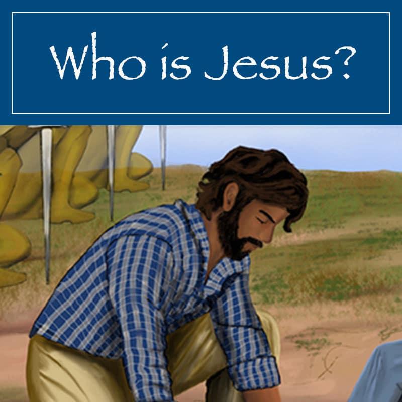 Who is Jesus Christ image