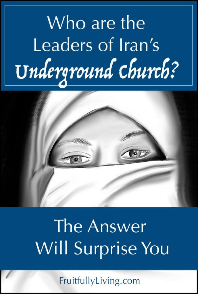 Leaders of Iran's Underground Church image