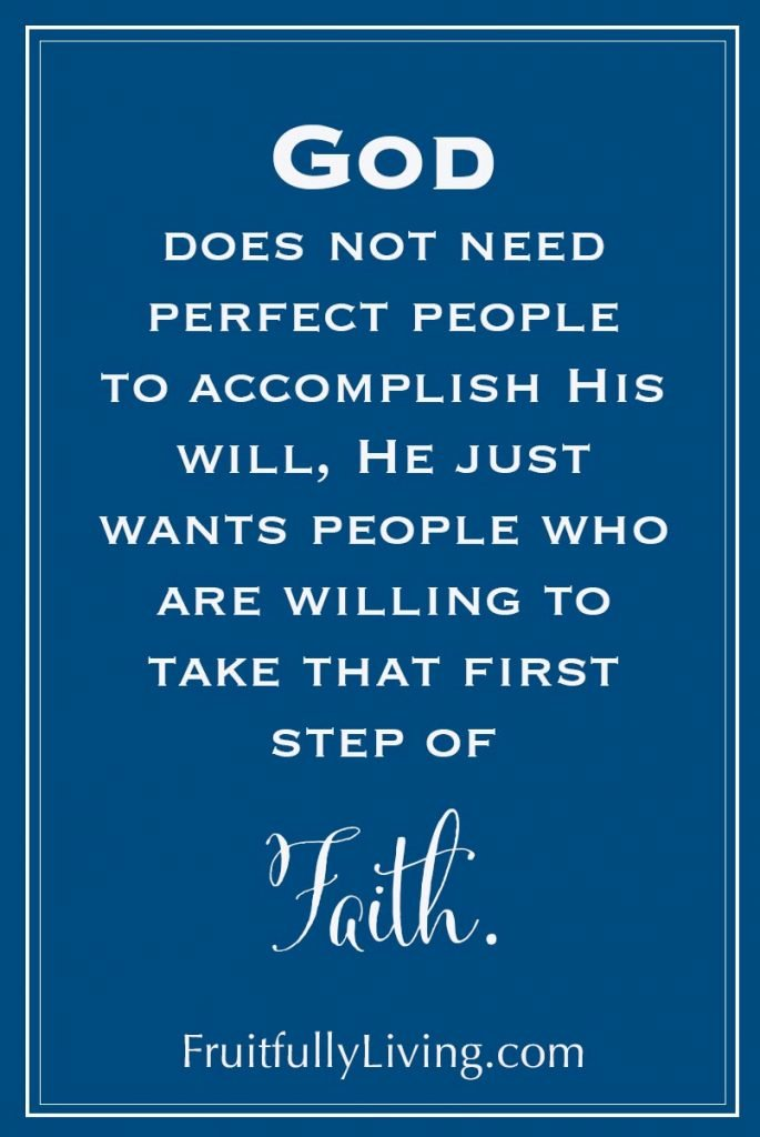 Faith Strong Woman Quote Image