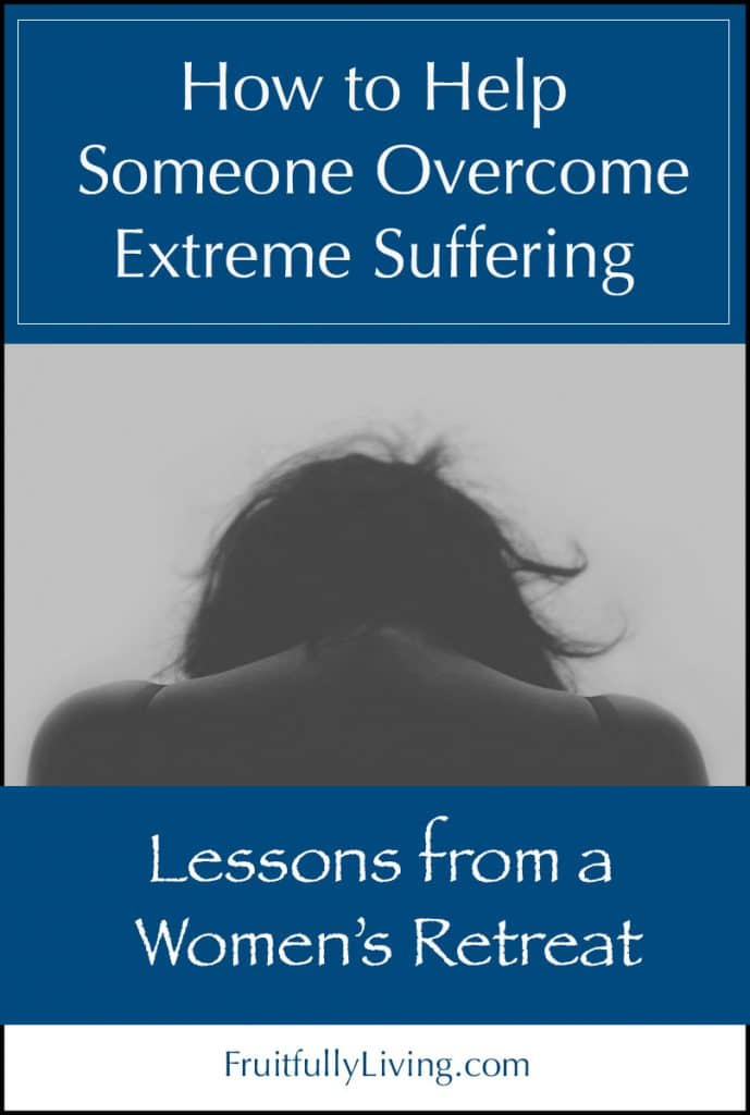 Help overcome extreme suffering image