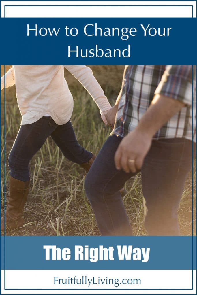 Change your husband image