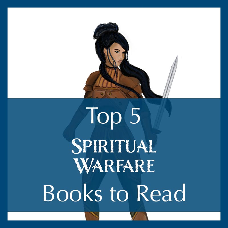 Best Spiritual Warfare Books to read image