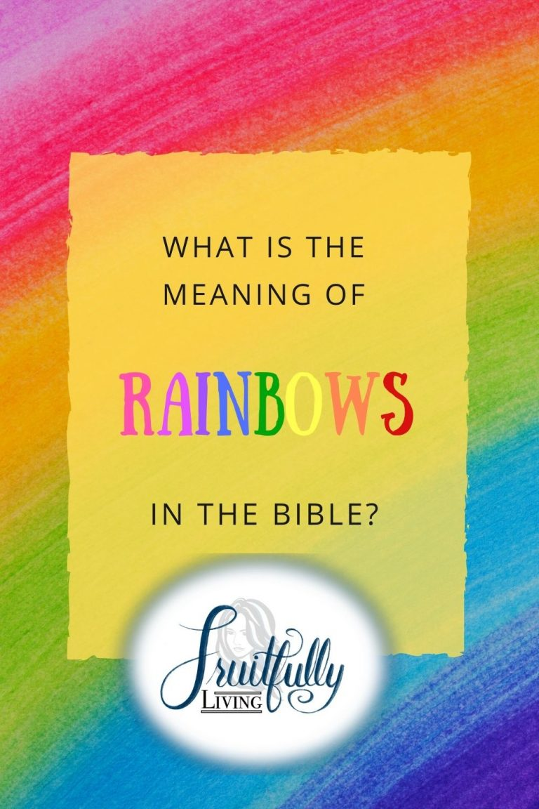 Meaning of Rainbows in the Bible