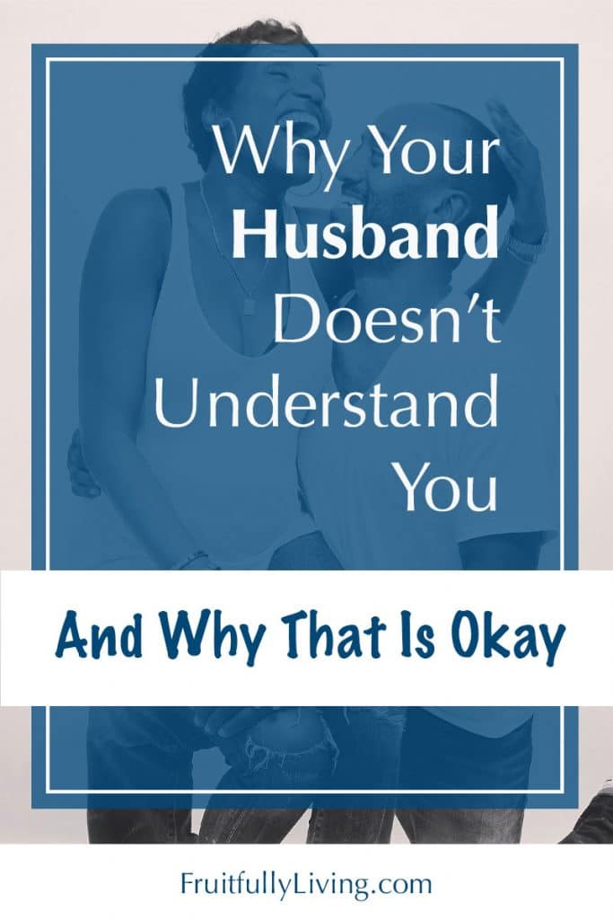 Husband does not understand me image