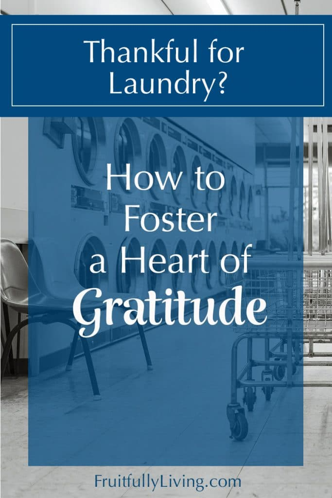 Fostering a heart of Gratitude Image