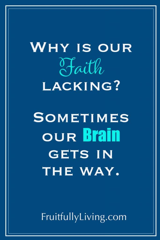 Why is our faith lacking? image