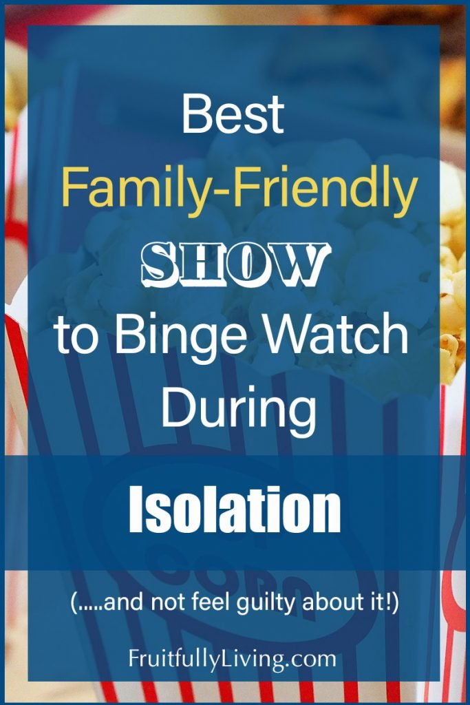 Best family friendly show to binge watch during isolation image