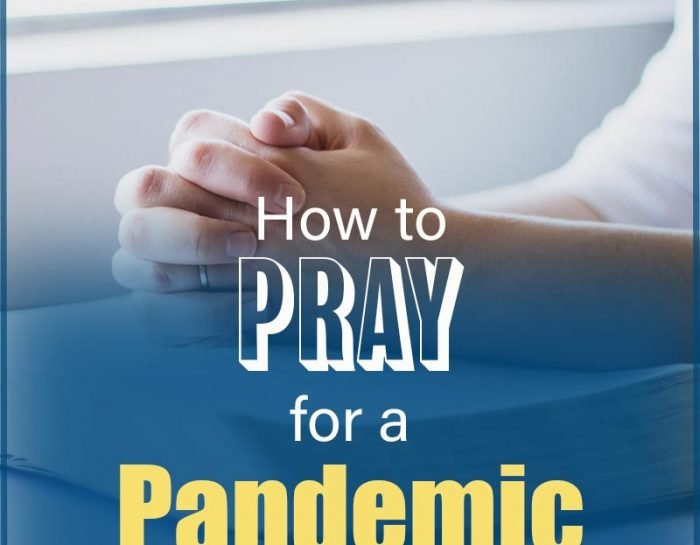 How to Pray for a Pandemic Image