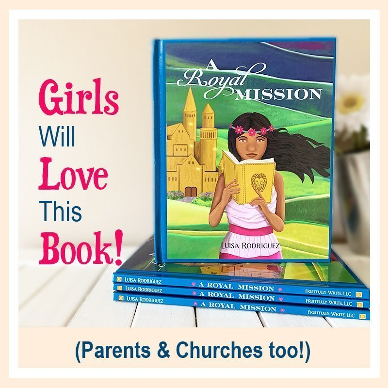 You are currently viewing A Royal Mission: A Christian Book for Girls