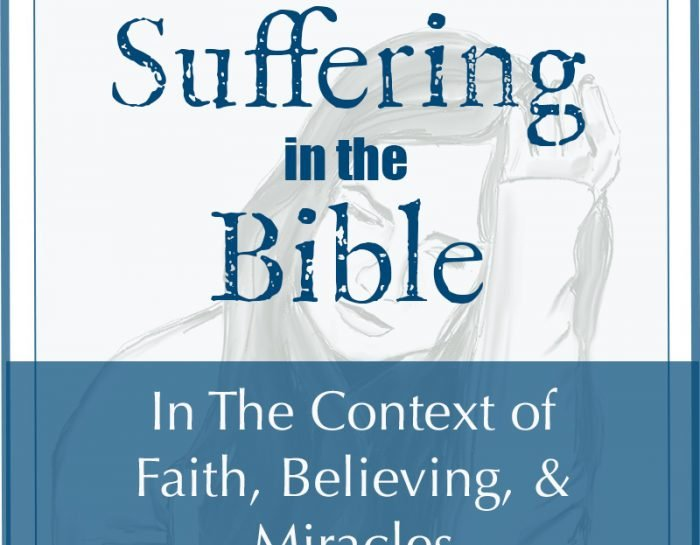Suffering in the Bible, Should Christians suffer image