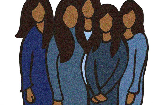 Daughters of Zelophehad image
