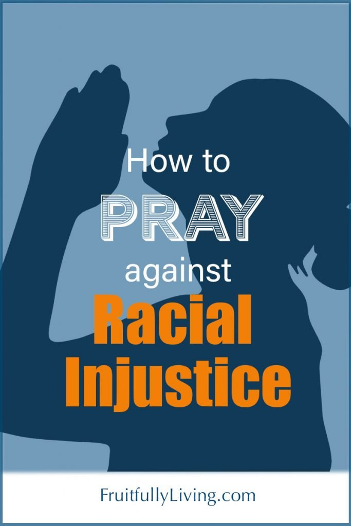 How to pray for racial injustice