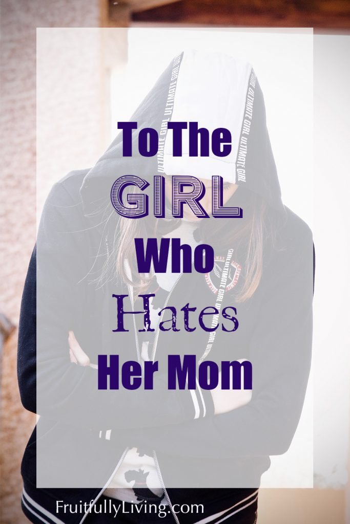 I hate my mom image
