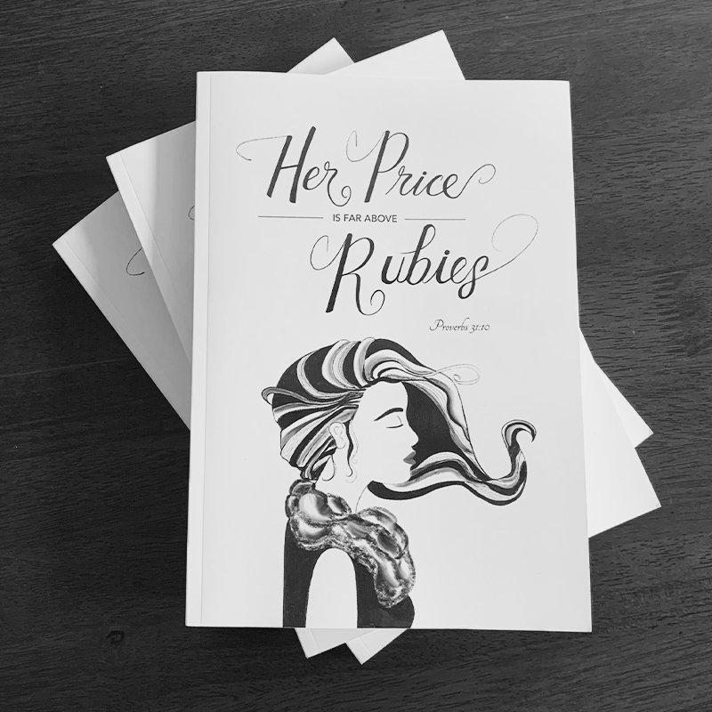 Her Price Far Above Rubies Journal