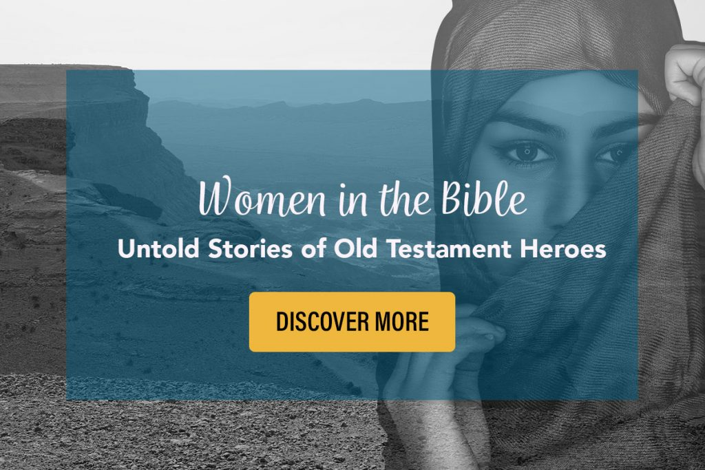 Women in the Bible, Untold Stories of Female Heroes Image