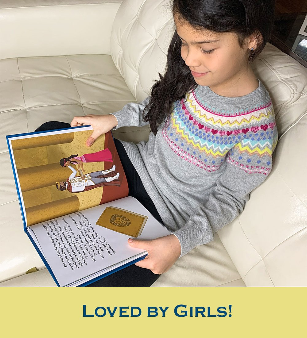 Christian book loved by girls