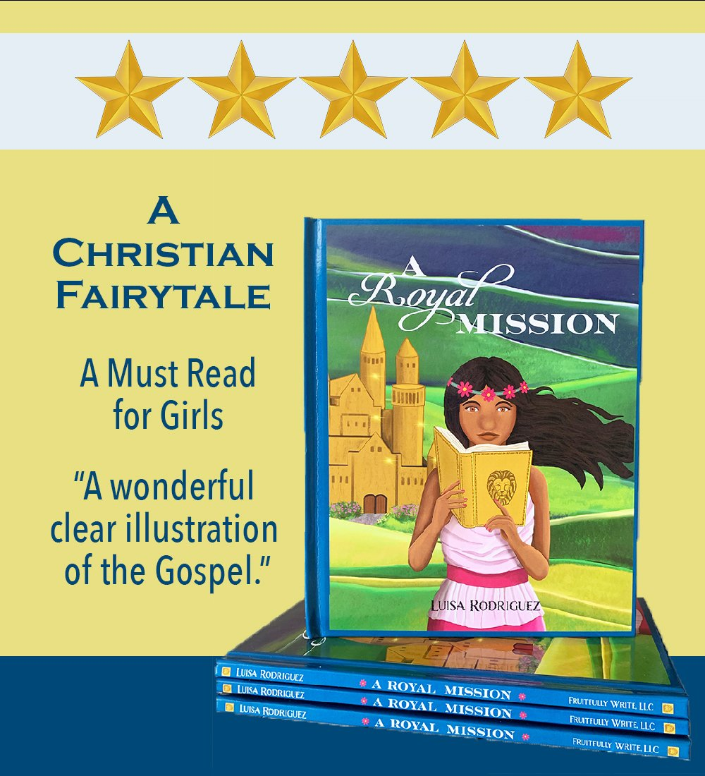 Royal mission, best christian book for girls