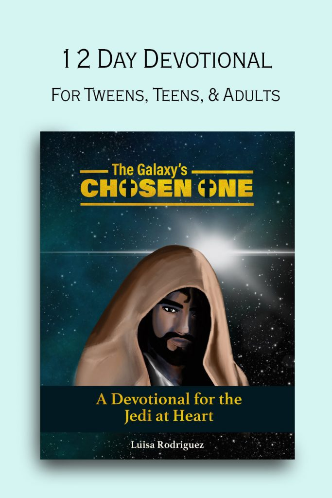 Star Wars devotional for tweens, teens, and adults