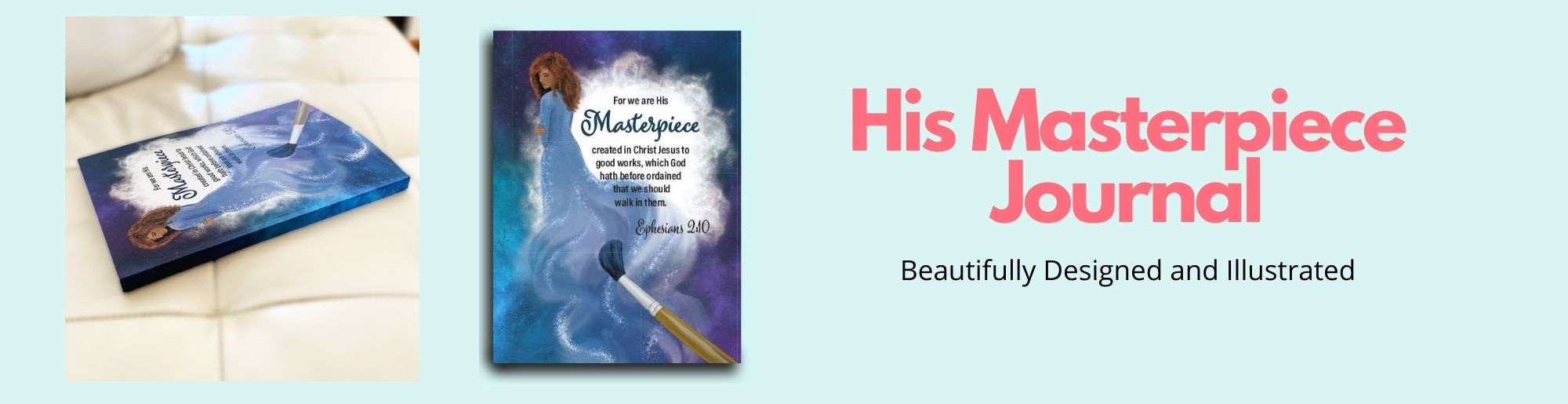 his masterpiece journal