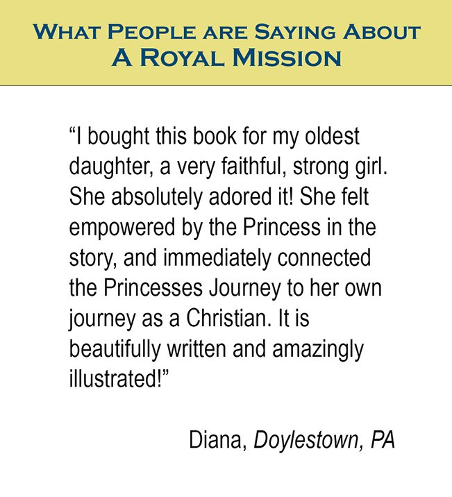 A royal misssion christian fairytale review