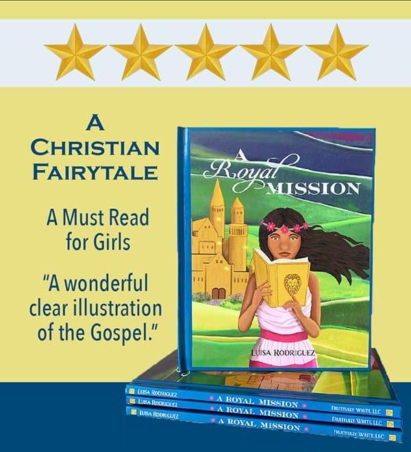 A Christian Fairytale Royal Mission