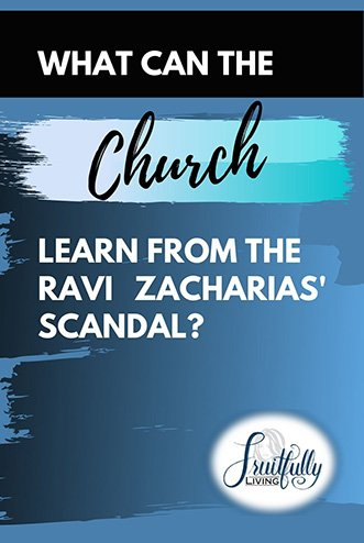 What can the church learn from the Ravi Zacharias sexual abuse scandal?